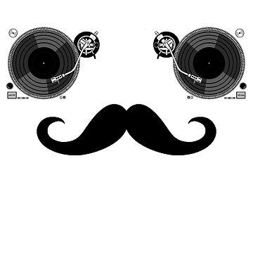 Mustache Music  by Flash-Jordan