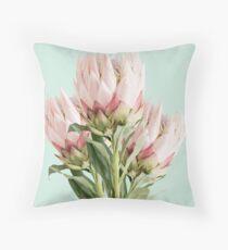 Proteas Throw Pillow