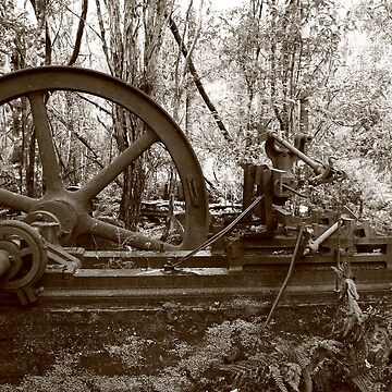 Jaegers saw mill remains by phillip24