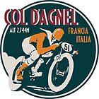 Col d'Agnel - Route des Grandes Alpes France Motorcycle Design by ROADTROOPER
