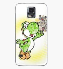 Yoshi Wunderland! Hülle & Klebefolie für Samsung Galaxy