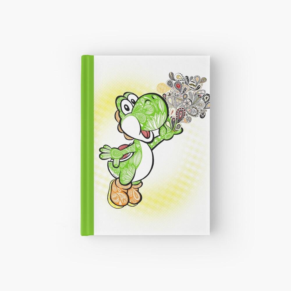 ¡Yoshi Wonderland! Cuaderno de tapa dura