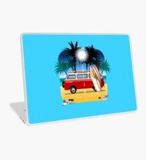 Cartoon Camper Laptop Skin