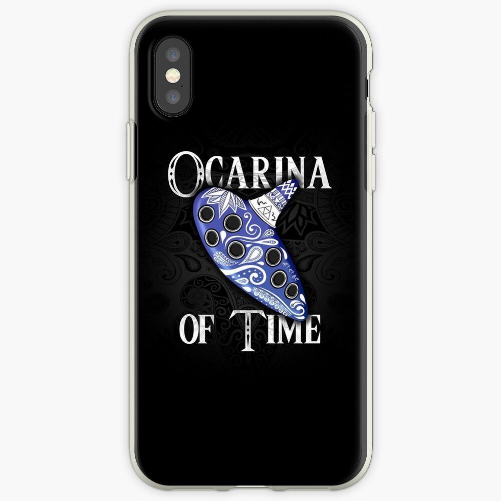 Ocarina del tiempo Funda y vinilo para iPhone