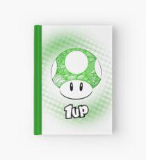 1-UP de Mario Cuaderno de tapa dura