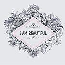«Soy hermosa como soy» de artetbe