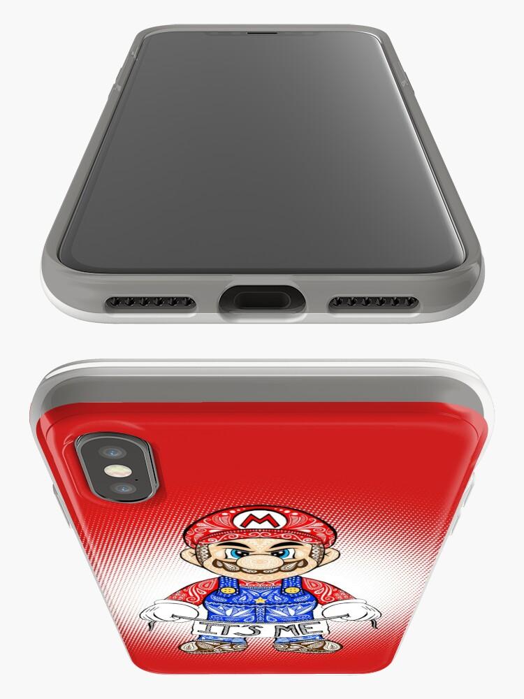 Vista alternativa de Funda y vinilo para iPhone Soy yo, Mario!