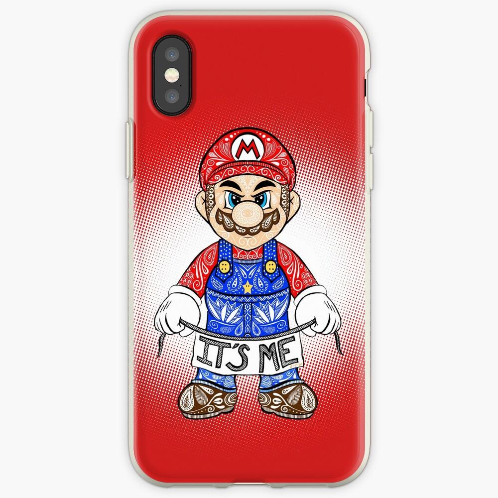 Soy yo, Mario! Funda y vinilo para iPhone