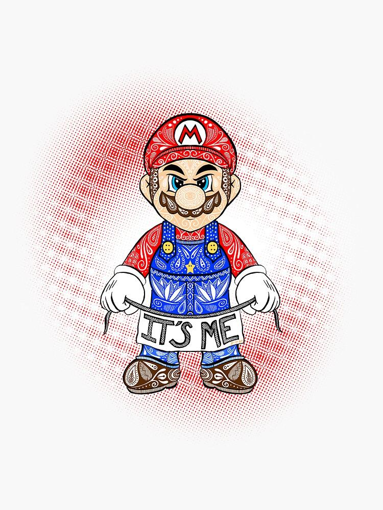 Soy yo, Mario! de artetbe