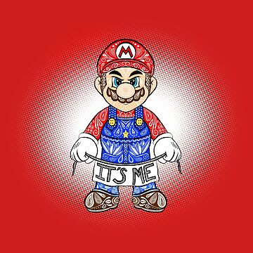 It's ME, Mario !  by artetbe
