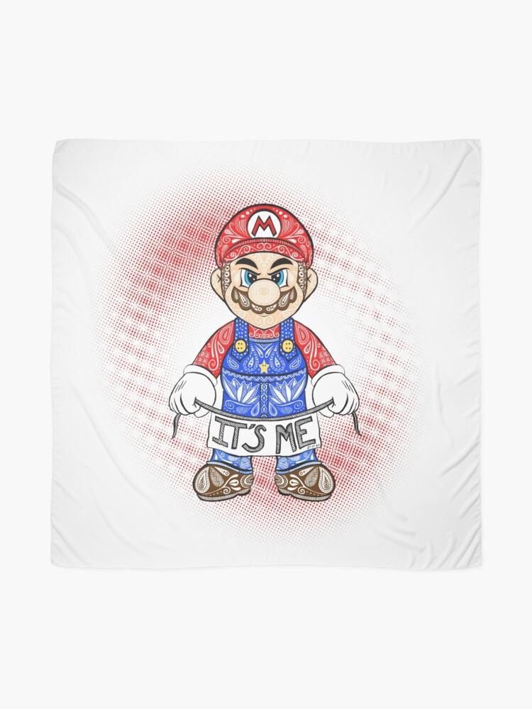 Vista alternativa de Pañuelo Soy yo, Mario!