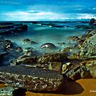 The Cauldron Revisited - Turimetta Beach, NSW by Malcolm Katon