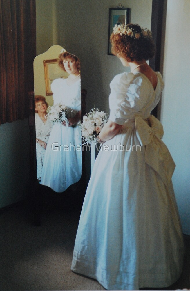 Dress Front n Back & Mum Reflection Only by Graham Mewburn
