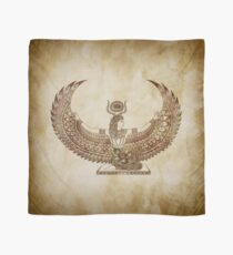 Isis Papyrus - Egyptian Art Scarf
