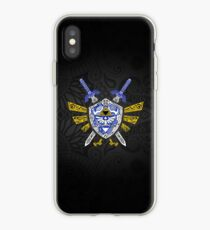 Heroes Legend - Zelda iPhone Case