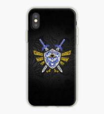Vinilo o funda para iPhone Leyenda de los héroes - Zelda