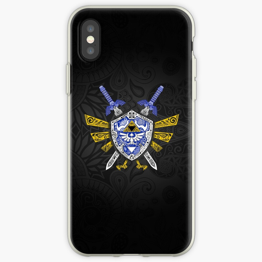 Heldenlegende - Zelda iPhone-Hülle & Cover