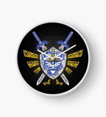 Heroes Legend - Zelda Clock