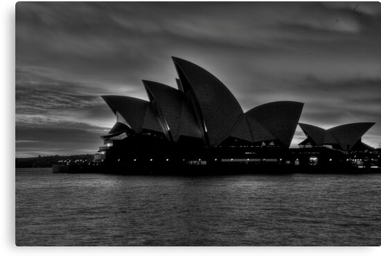 mp,550x550,matte,ffffff,t.3 - 40+ Black And White Pictures Of Sydney Opera House  Background