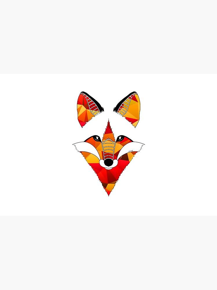 Fire Fox de artetbe