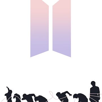 fake love (logo ver.) by tonguetied