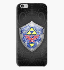 Zelda - Link Shield doodle iPhone Case