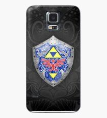 Funda/vinilo para Samsung Galaxy Zelda - Link Shield Doodle
