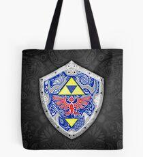 Zelda - Link Shield Doodle Bolsa de tela