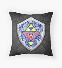 Cojín Zelda - Link Shield Doodle