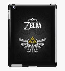 Zelda - Hyrule Gekritzel iPad-Hülle & Klebefolie