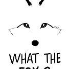 «¿Qué es el zorro?» de artetbe