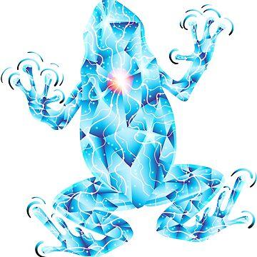 Crystal Spirit Frog de grebenru