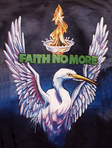 Faith No More by quigonjim