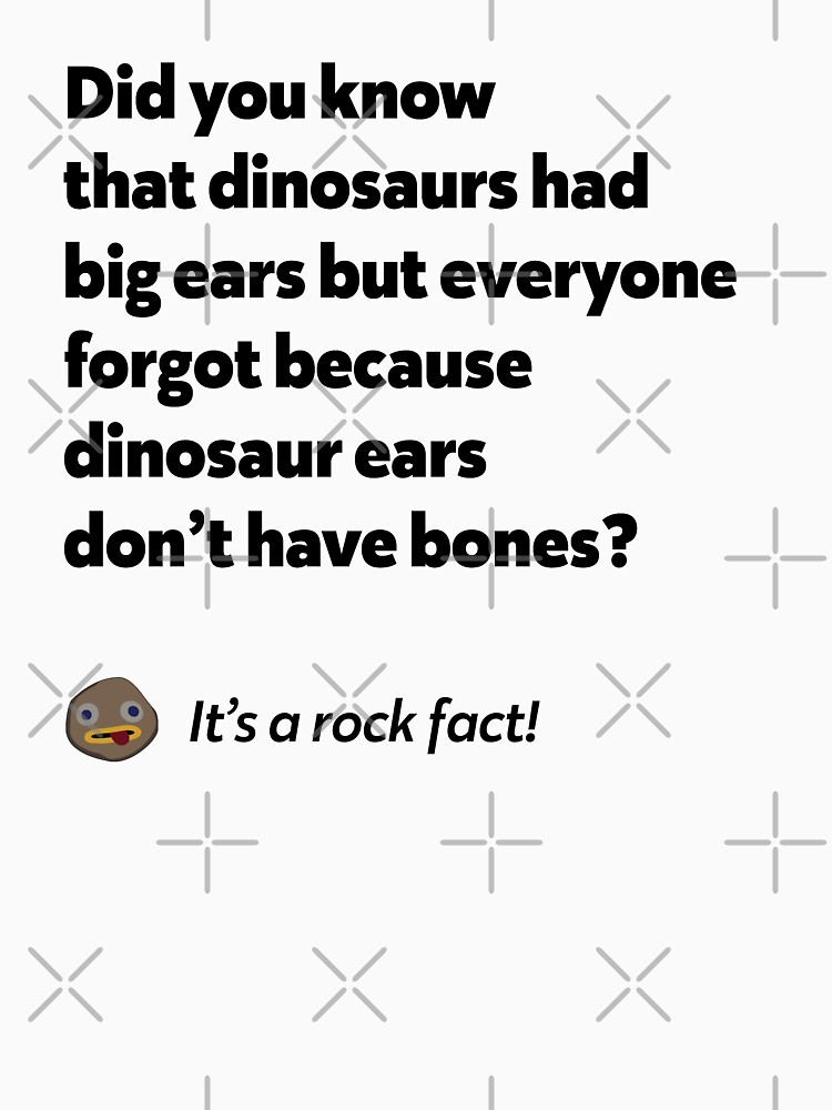 It's a rock fact! #2 by expandable