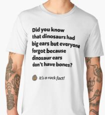 It's a rock fact! #2 Men's Premium T-Shirt
