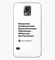 It's a rock fact! #2 Case/Skin for Samsung Galaxy