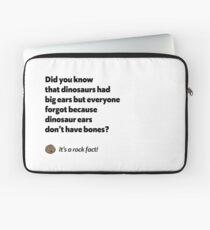 It's a rock fact! #2 Laptop Sleeve