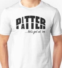 Pitter Patter Unisex T-Shirt