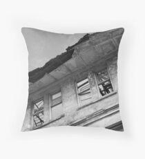 brittle Throw Pillow