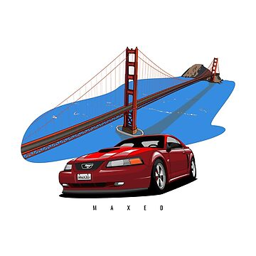 Mustang GT in San Francisco by monstta
