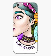 TIME-Travel iPhone Case