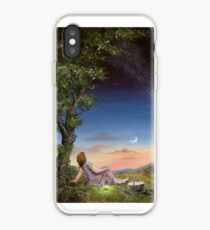 The Astronomy picnic iPhone Case