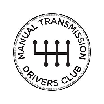 Manual Transmission Drivers Club #2 by ApexFibers