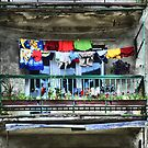 Balcony by Luca Renoldi