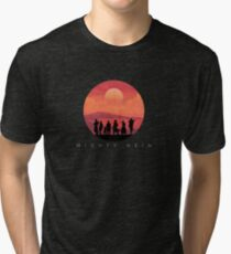 Mächtiges Nein Shirt Vintage T-Shirt