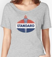 Standard Oil Women's Relaxed Fit T-Shirt