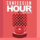 Confession Hour - Podcast Artwork by fccomedy