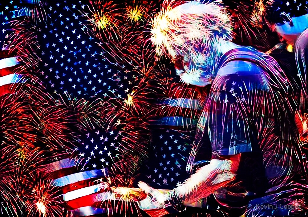 Bob Weir 7 by Kevin J Cooper