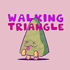 Walking Triangle by parazitgoodz