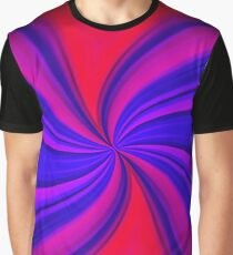 Abstract Expressionism Graphic T-Shirt